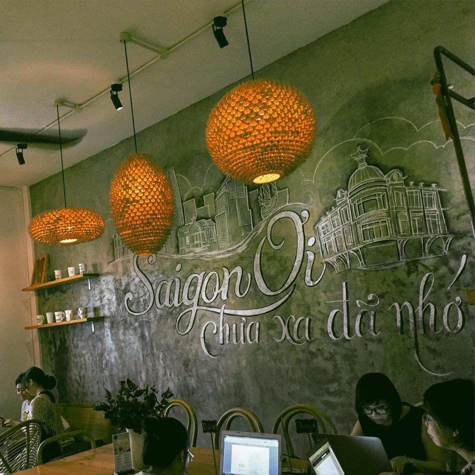 Cafe Sài Gòn Ơi