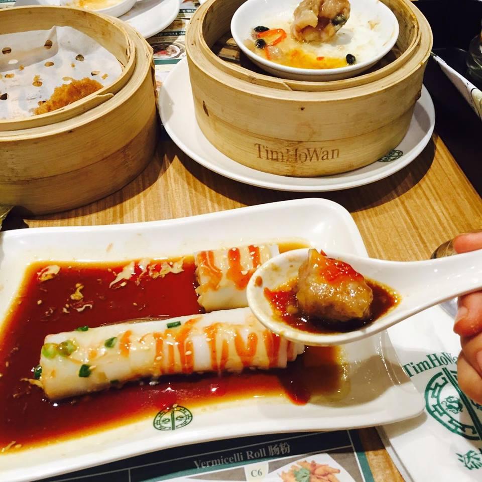 Tim Ho Wan good pork